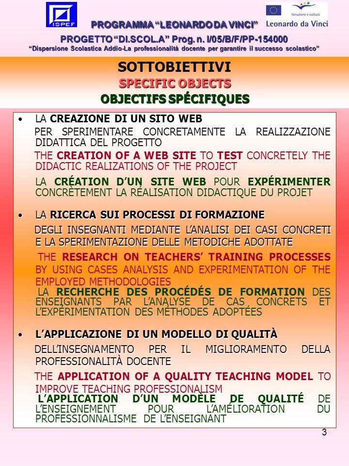 4 LA PROGETTAZIONE DI MODELLI DINAMICI LA PROGETTAZIONE DI MODELLI DINAMICI DI FORMAZIONE SULLA PROFESSIONALITÀ DOCENTE DI FORMAZIONE SULLA PROFESSIONALITÀ DOCENTE THE PLANNING OF DYNAMICAL MODELS OF TRAINING ON TEACHING PROFESSIONALISM ÉLABORER DES MODÈLES DYNAMIQUES POUR LA FORMATION DU PROFESSIONNALISME DE LENSEIGNANT LA DEFINIZIONE DI PERCORSI DI FORMAZIONELA DEFINIZIONE DI PERCORSI DI FORMAZIONE BASATI SULLATTUAZIONE DEI MODELLI PROGETTATI BASATI SULLATTUAZIONE DEI MODELLI PROGETTATI THE DEFINITION OF TRAINING COURSES BASED ON THE REALIZATION OF PLANNED MODELS DÉFINIR DES PARCOURS DE FORMATION BASÉS SUR LA RÉALISATION DES MODÈLES PROJETÉS LA VALUTAZIONE DEI PERCORSILA VALUTAZIONE DEI PERCORSI ATTRAVERSO UNO STUDIO PILOTA-SPERIMENTALE ATTRAVERSO UNO STUDIO PILOTA-SPERIMENTALE THE ASSESSMENT OF THE PLANNED COURSES BY A PILOT EXPERIMENTAL STUDY ÉVALUER LES PARCOURS À TRAVERS UN ÉTUDE PILOTE EXPÉRIMENTAL.