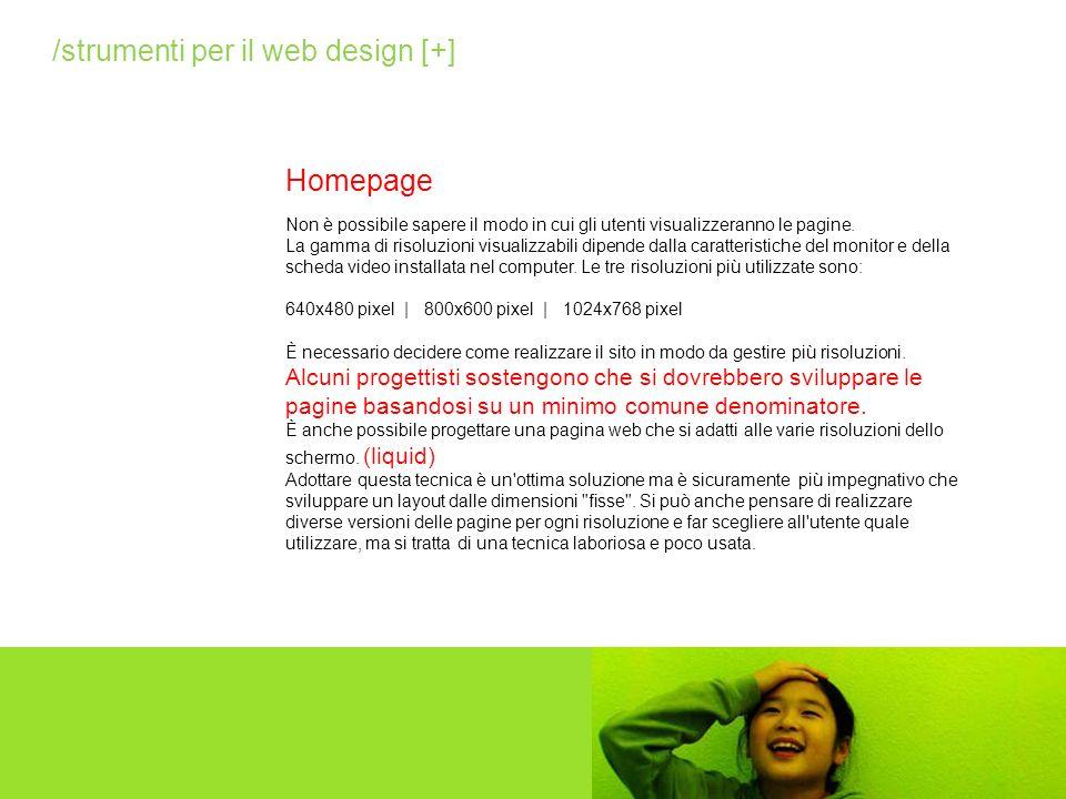 logo navigazionecontenuti Brand, slogan,concept navigazione footer Contenitore - wrapper white space Elementi di una pagina web /strumenti per il web design [+]