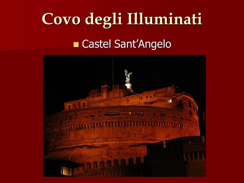 Covo degli Illuminati Castel SantAngelo Castel SantAngelo