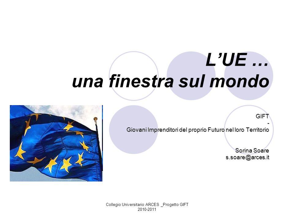 Collegio Universitario ARCES _Progetto GIFT 2010-2011