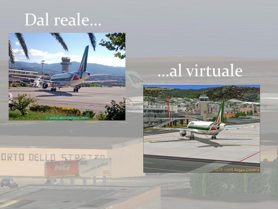 Dal reale… …al virtuale