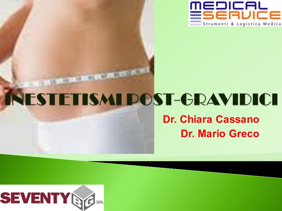 Dr. Chiara Cassano Dr. Mario Greco
