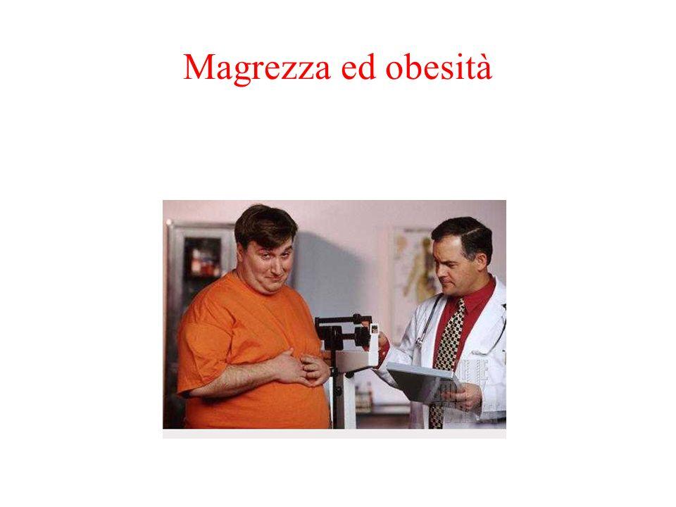 Magrezza ed obesità