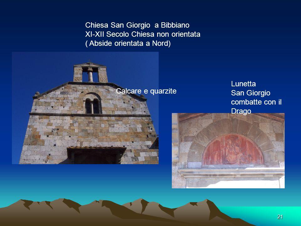20 Era inoltre molto diffusa lusanza di spoliare antichi edifici ormai caduti in disuso da utilizzare come cave nelle quali rifornirsi di materiali da