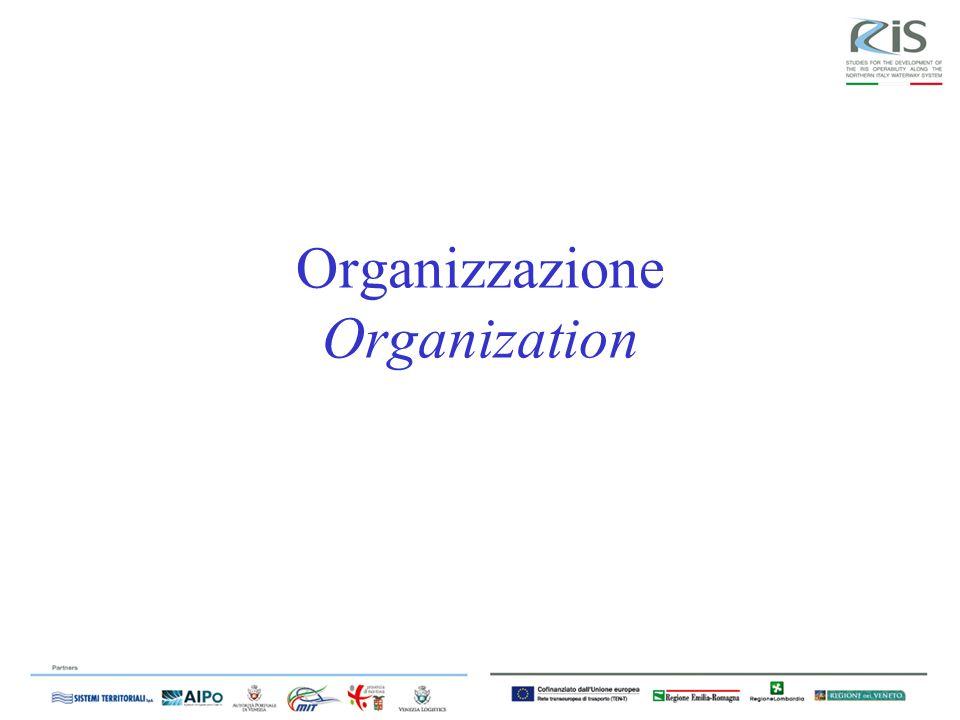 Organizzazione Organization