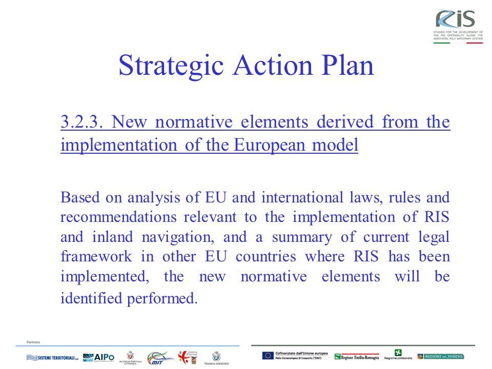 Strategic Action Plan 3.2.3.