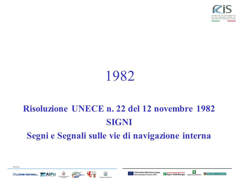 1982 Risoluzione UNECE n.