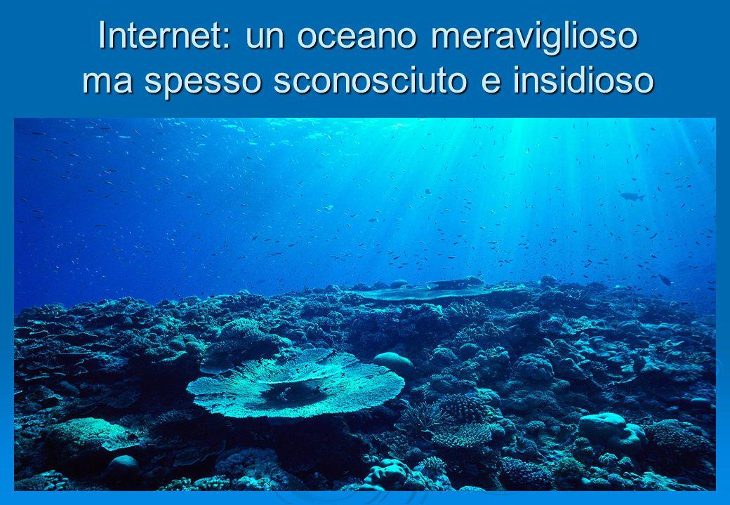 2 Internet: un oceano meraviglioso ma spesso sconosciuto e insidioso