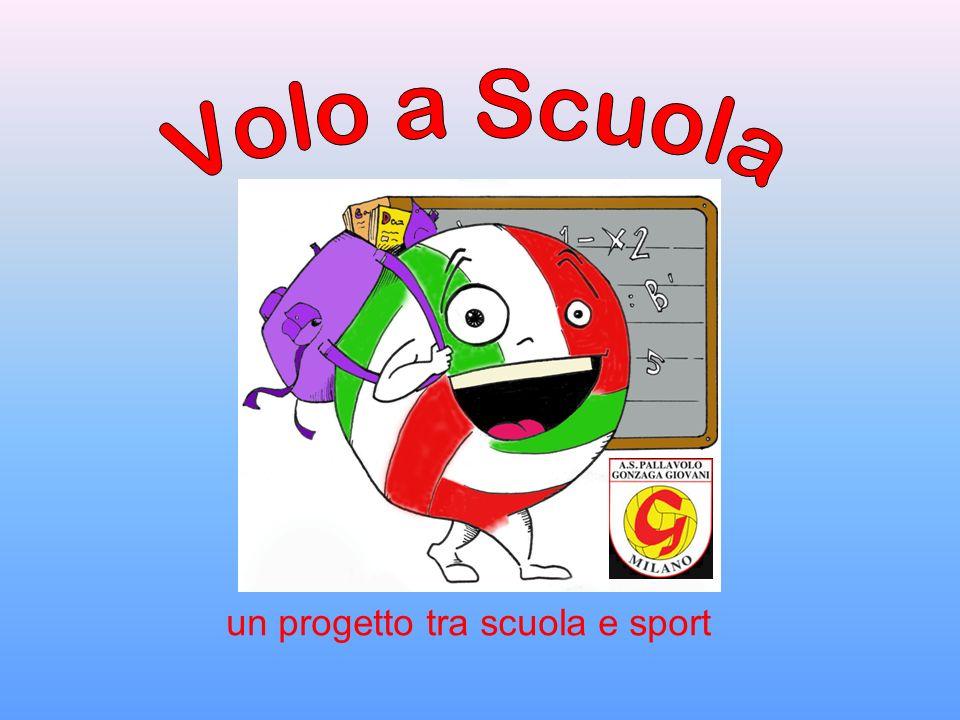 un progetto tra scuola e sport