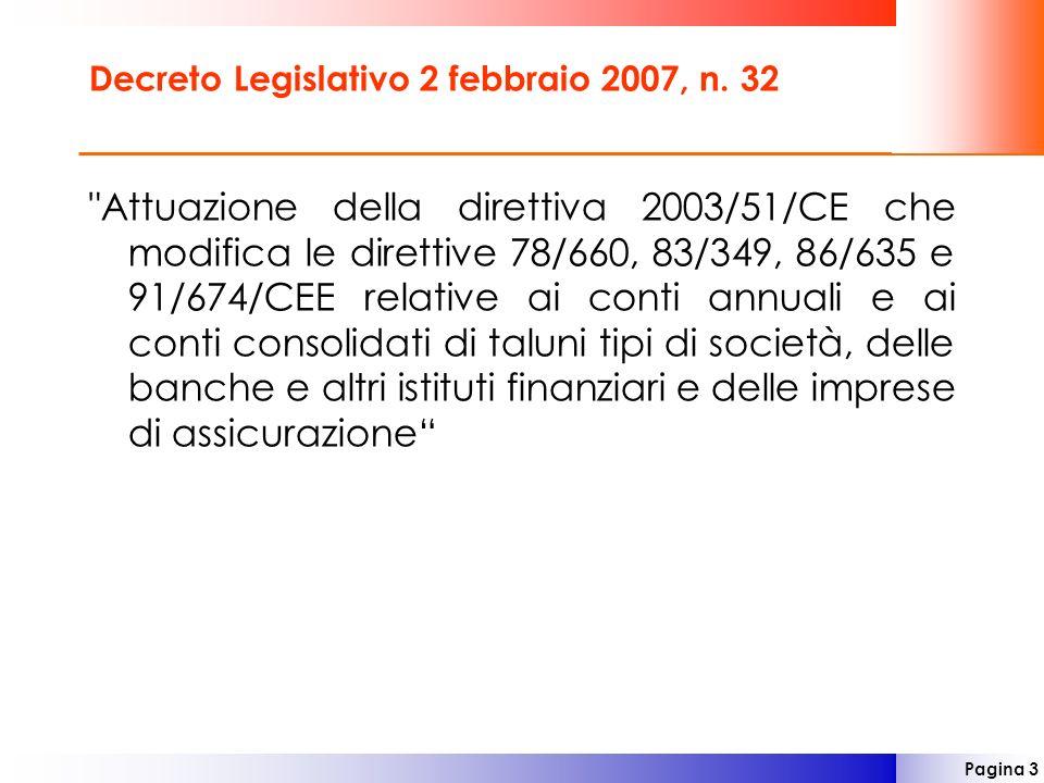 Pagina 3 Decreto Legislativo 2 febbraio 2007, n. 32