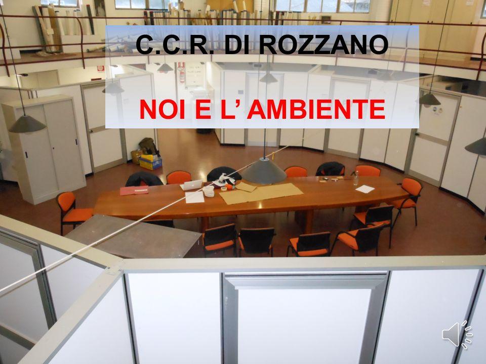 C.C.R. DI ROZZANO NOI E L AMBIENTE