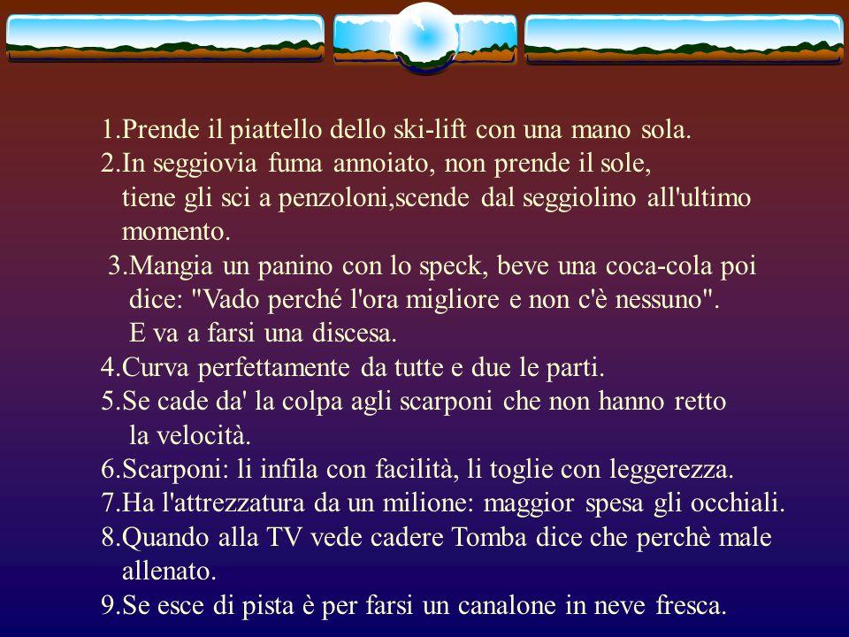 L ITALIANO MEDIO
