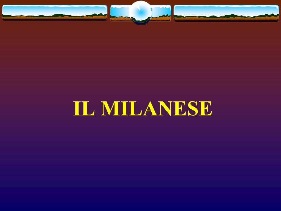 IL MILANESE