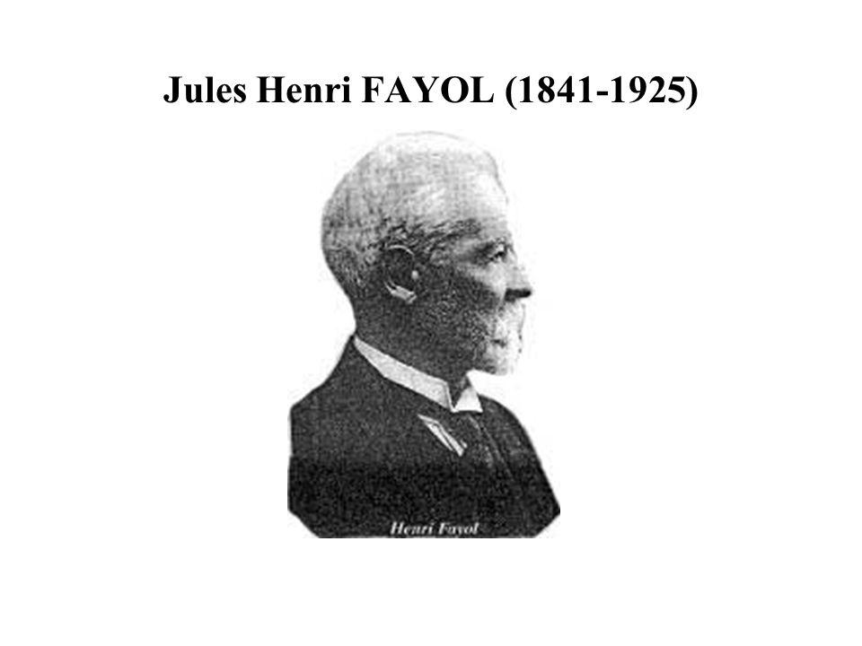 La Teoria della Direzione Amministrativa (TDA) Henri Fayol, il fondatore (1841-1925) Ingegnere di formazione, lavora in unimpresa mineraria di cui diverra il direttore generale Fayol si propone di rendere scientifica lattivita di Direzione Dirigere= prevedere, organizzare, comandare, coordinare, controllare