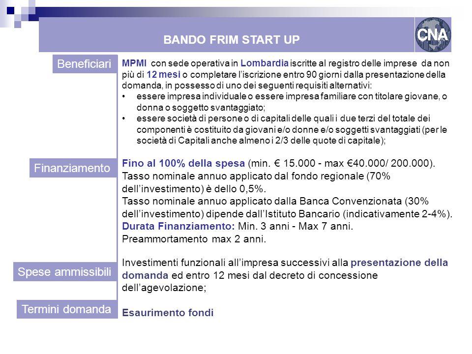 Come finanziare le reti Lombardia MPMI con sede operativa in Lombardia iscritte al registro delle imprese da non più di 12 mesi o completare liscrizio
