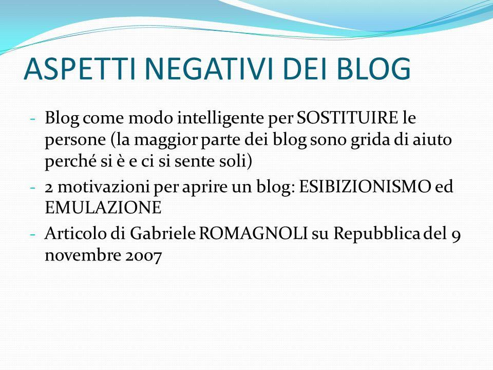 YOU TUBE GENERATION Articolo di Gabriele ROMAGNOLI: http://www.repubblica.it/2007/11/sezioni/cronaca/per ugia-uccisa2/generazione-youtube/generazione- youtube.html http://www.repubblica.it/2007/11/sezioni/cronaca/per ugia-uccisa2/generazione-youtube/generazione- youtube.html