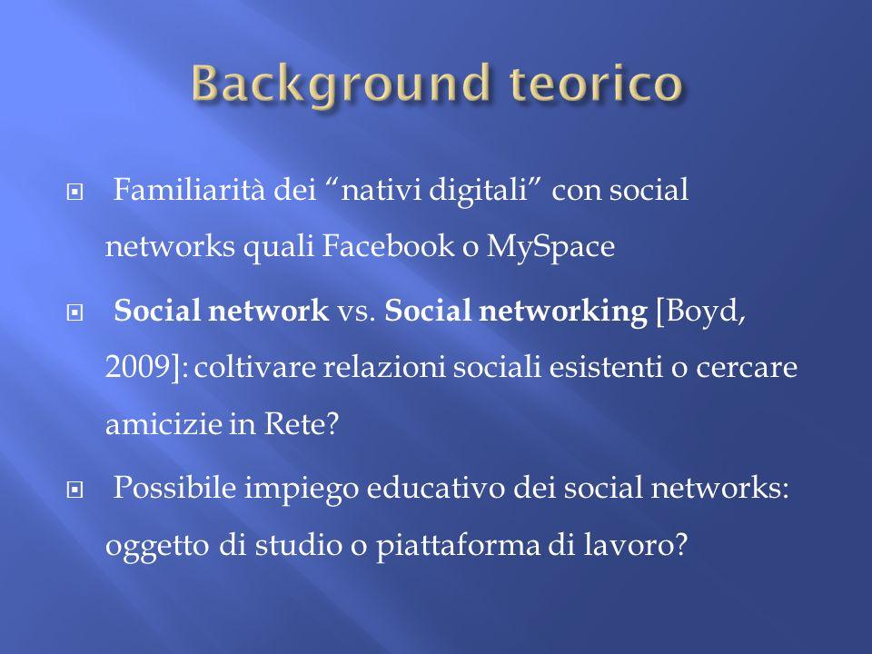 Facilità di integrazione con altri ambienti Potenziamento della comunicazione grazie a bacheca, chat, messaggi privati ecc.