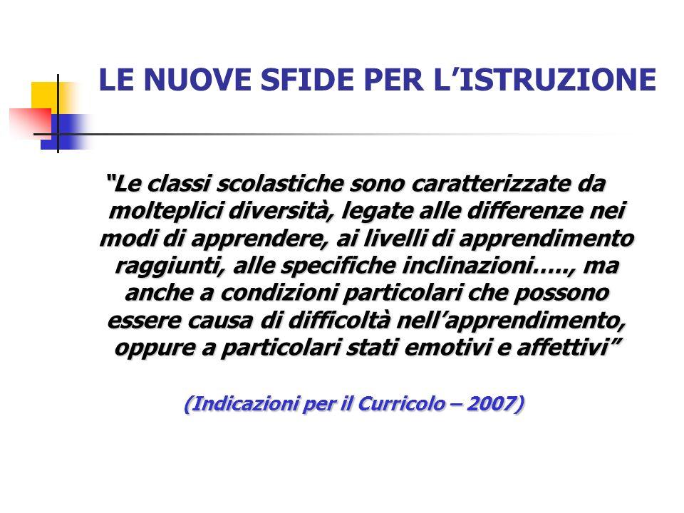I DISTURBI SPECIFICI DI APPRENDIMENTO RIFERIMENTI NORMATIVI LEGGE n.170 dell8 ottobre 2010 DECRETO n.
