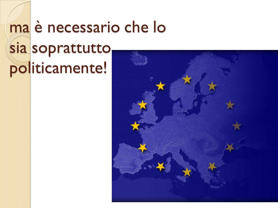 Europa: unita non solo fisicamente