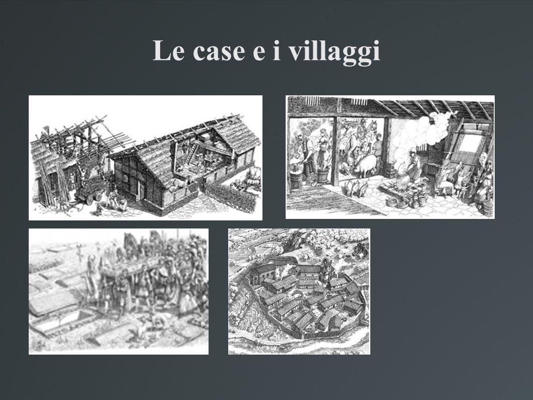 Le case e i villaggi