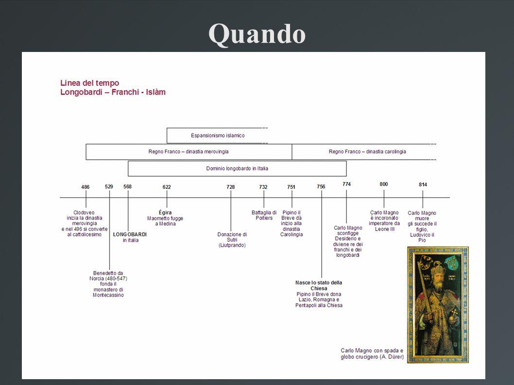 Da ariani a cattolici La regina Teodolinda (sposa prima di re Autari quindi di re Agilulfo) promosse la conversione del popolo longobardo alla religione cattolica.