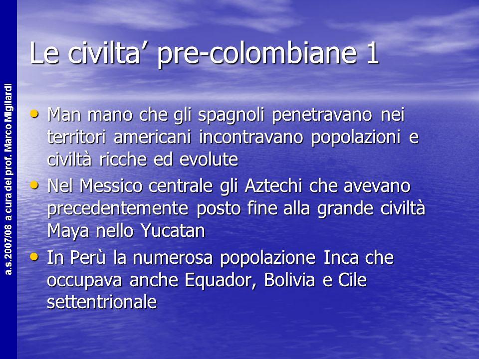 a.s.2007/08 a cura del prof. Marco Migliardi Trattato di Tordesillas Raya