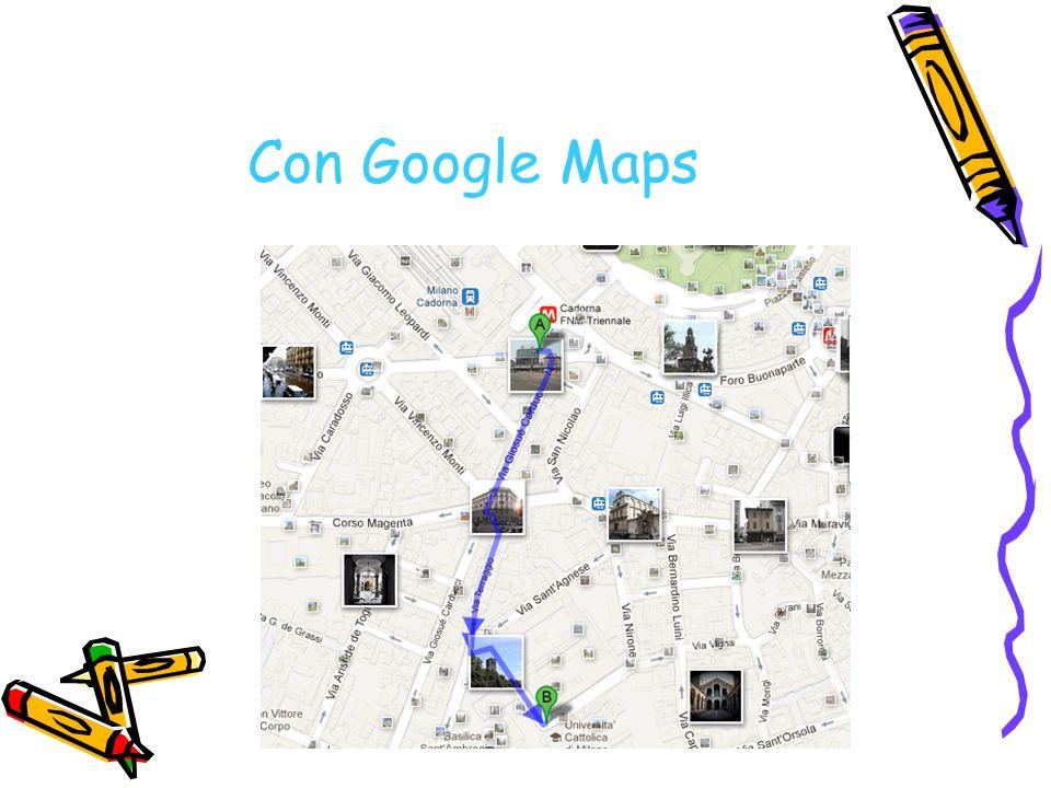 Con Google Maps