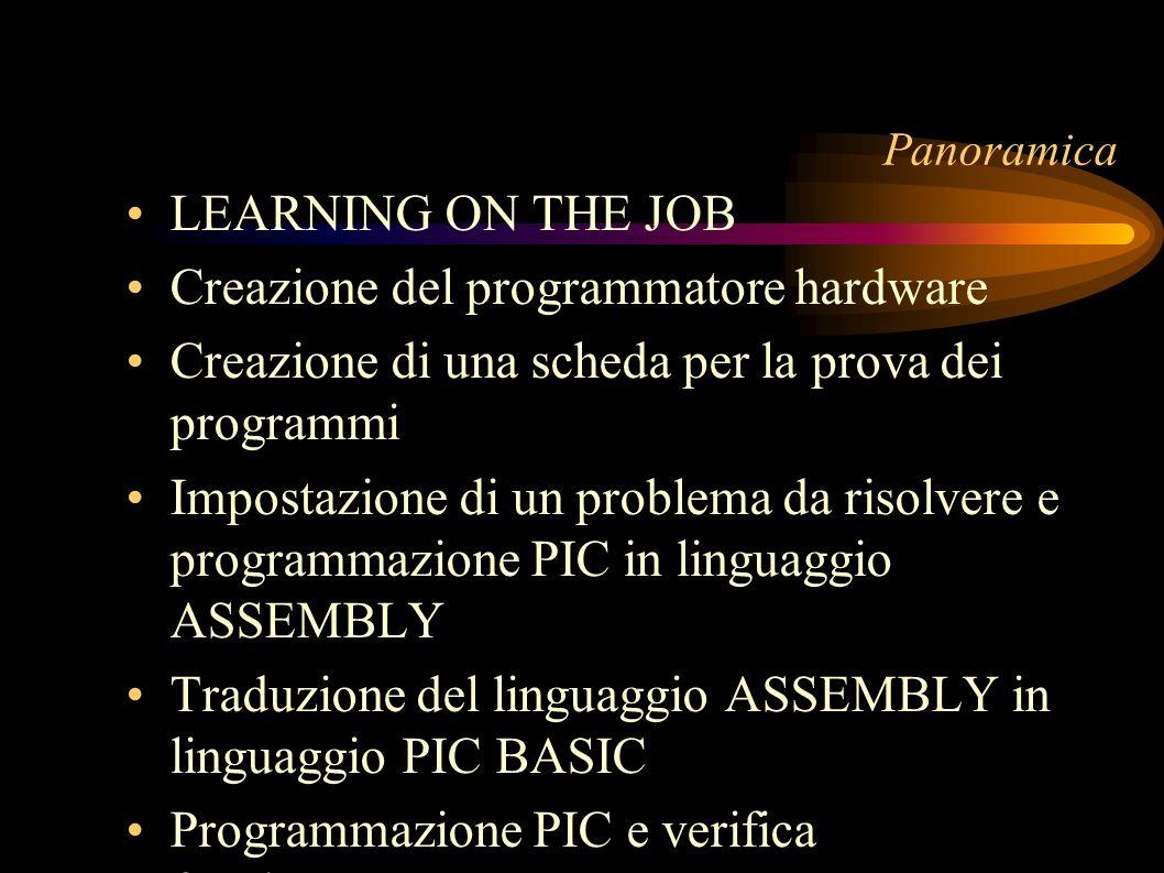 PIC 16F84A Ing. Pasquale Zambrotta