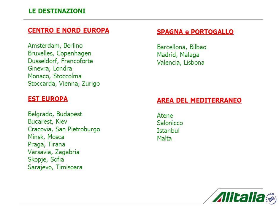 Il MultiTicket Internazionale Europa offre al cliente: risparmio immediato, in fase di acquisto; massima flessibilità di utilizzo. I prezzi e il rispa