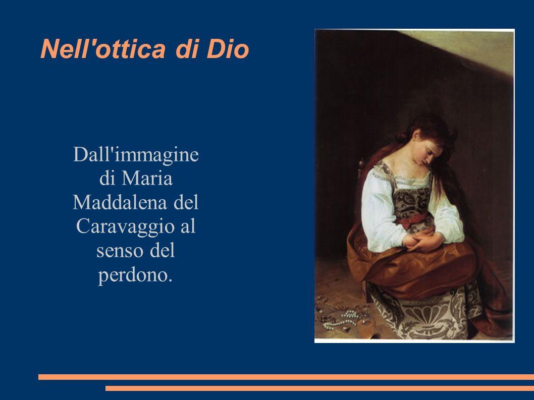 Leggiamo il brano evangelico riferito al quadro.