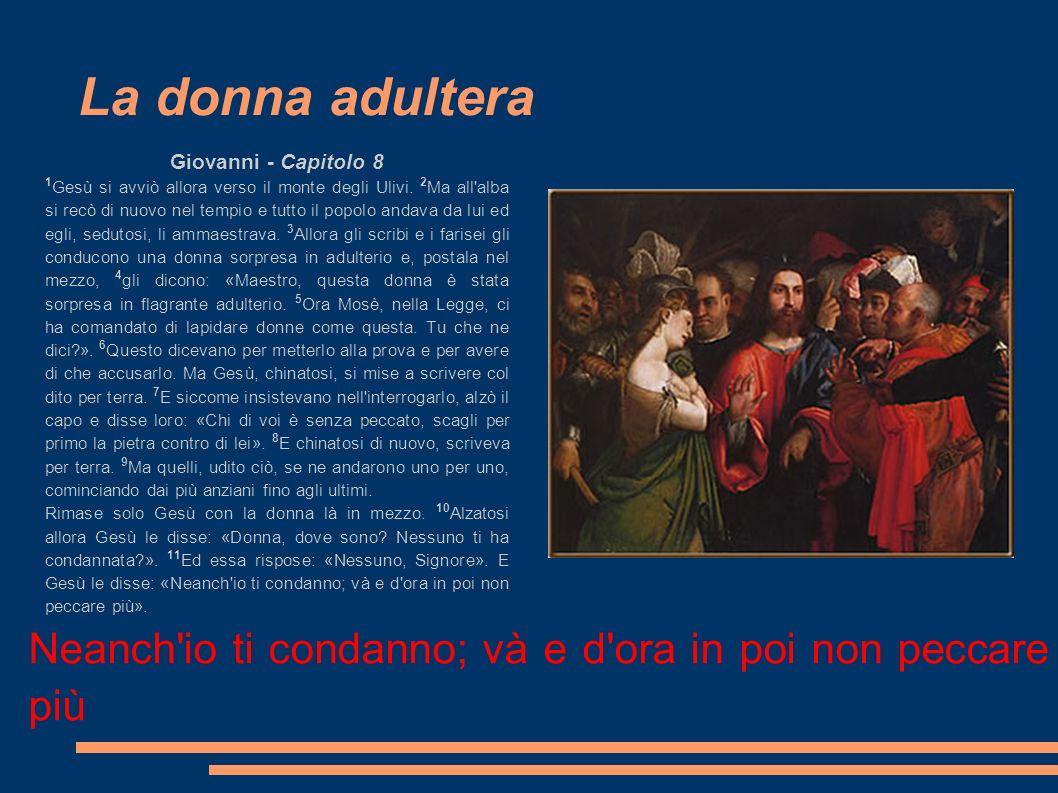 Un usuraio; la storia di Zaccheo Luca - Capitolo 19 Zaccheo 1 Entrato in Gerico, attraversava la città.