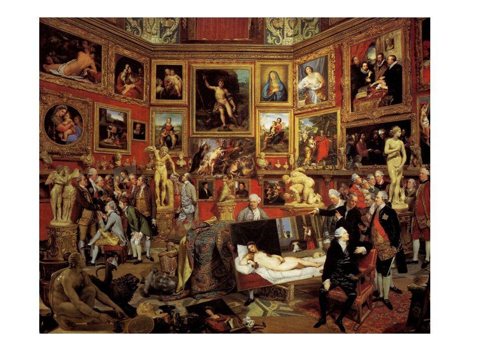 Giovanni Bellini e Tiziano, Festino degli dei, 1514, Washington, National Gallery