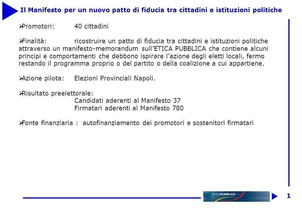 Via Casciaro 32 P Napoli www.eticapubblica.com BILANCIO 2006 E PREVISIONI 2007