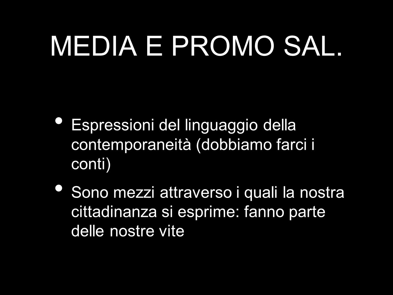 MEDIA E PROMO SAL.