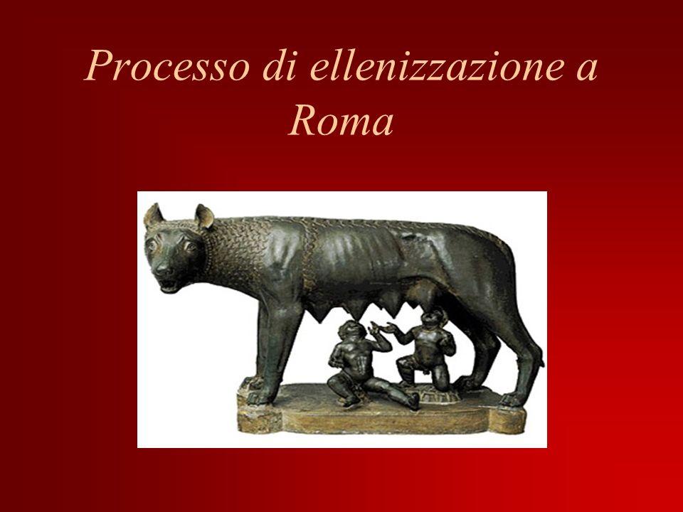 Processo di ellenizzazione a Roma
