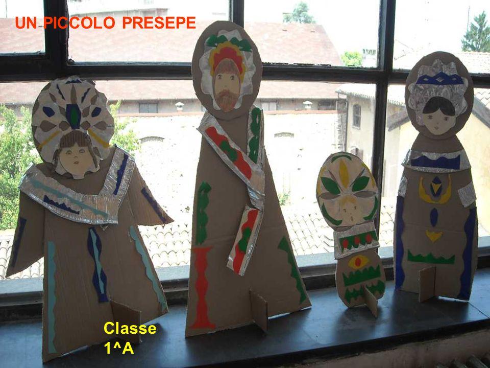 Maschere e costumi per la nostra rappresentazione teatrale Classe 5^