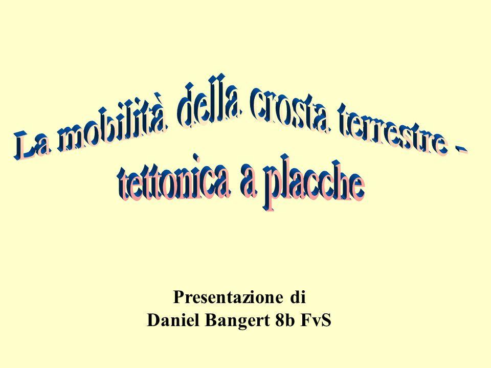 Presentazione di Daniel Bangert 8b FvS