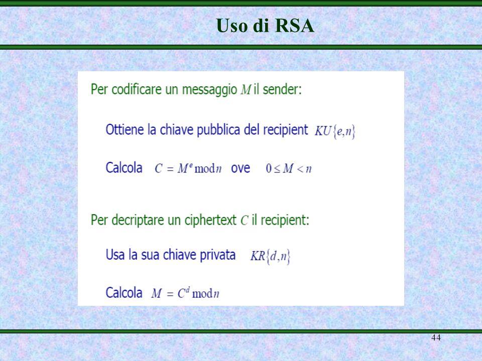 43 RSA