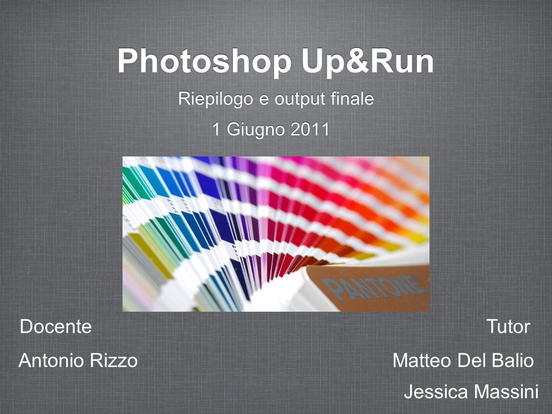 Output Finale 1 Selezione e rifinitura immagini psd Salvataggio immagini in jpg o png