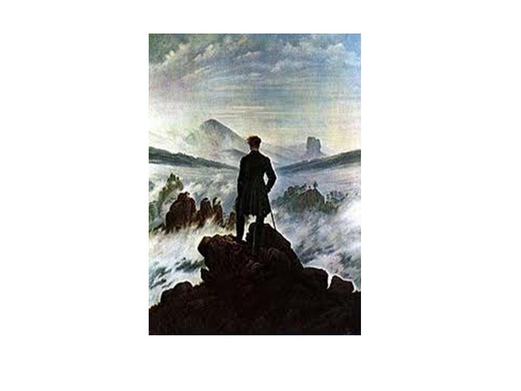 IL TERMINE Prima: il mondo falso e manierato dei romanzi cavallereschi medioevali Con Rousseau non ha più accezione negativa, ma significa il rapporto fra paesaggio e stati danimo malinconici