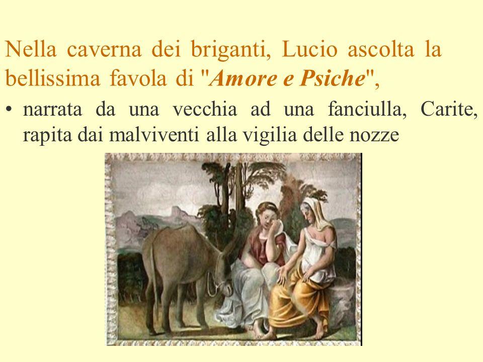 elenarovelli14 Psiche, l Anima, è innamorata di Eros (dio del desiderio, uno dei dèmoni dell universo platonico).
