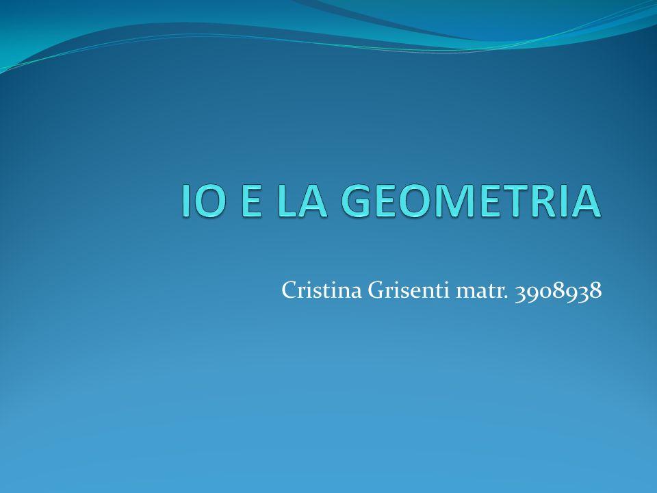 A scuola il mio rapporto con la geometria non è sempre stato positivo.
