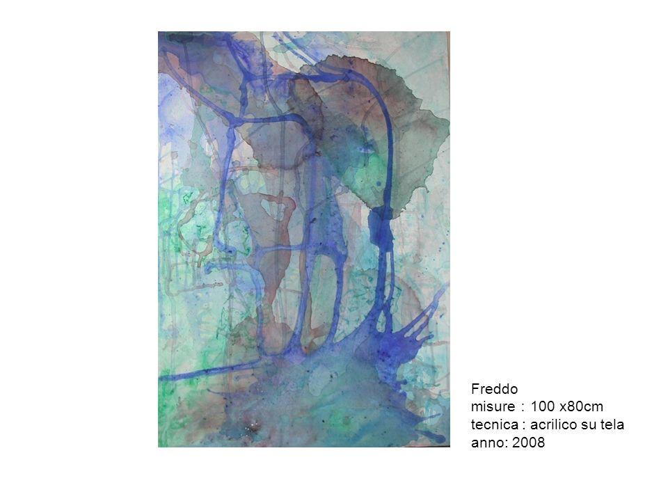 iraria(gruppo) misure 300x220cm tecnica : acrilico su tela di lino anno: 2009