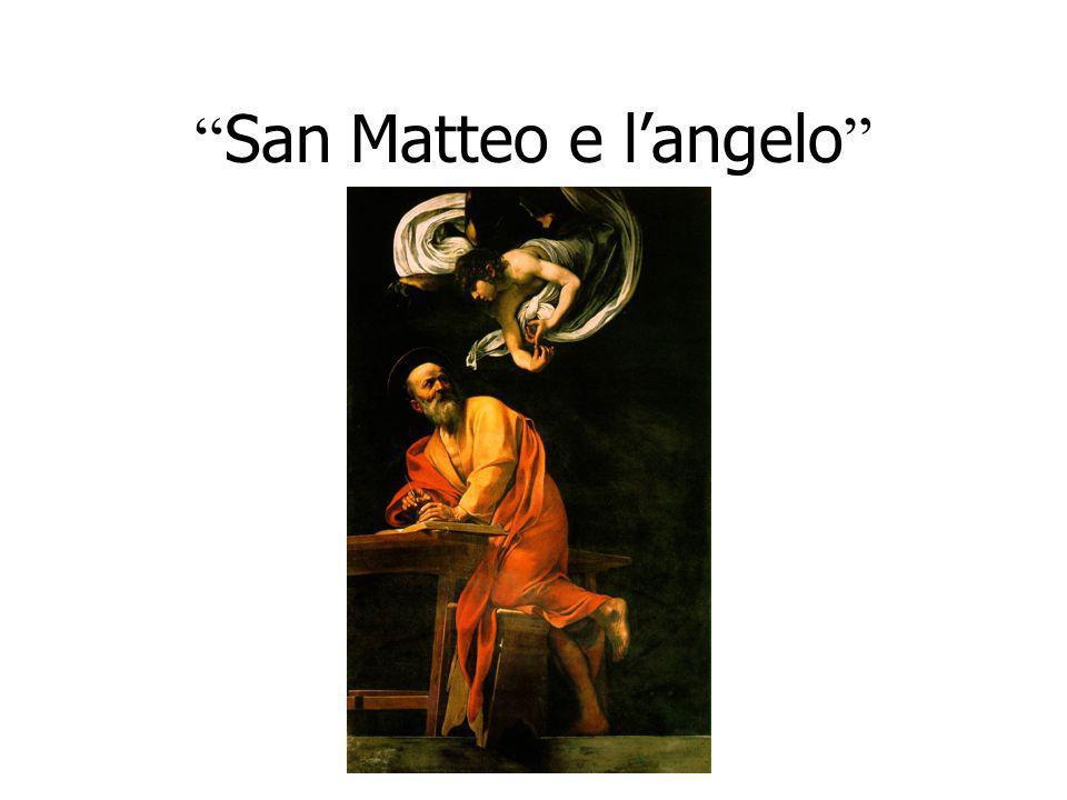 San Matteo e langelo