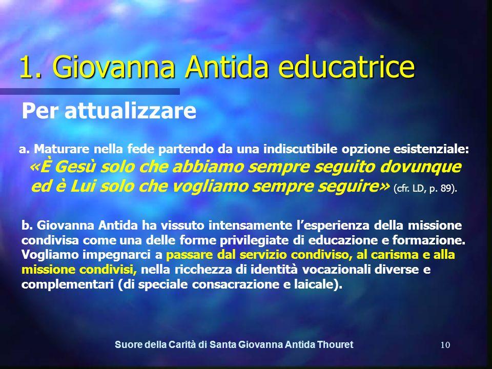 Suore della Carità di Santa Giovanna Antida Thouret9 1.