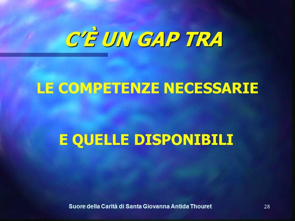 Suore della Carità di Santa Giovanna Antida Thouret27 LINSEGNAMENTO EDUCATIVO deve ridiventare una MISSIONE Il sapere non ci rende migliori né più felici.