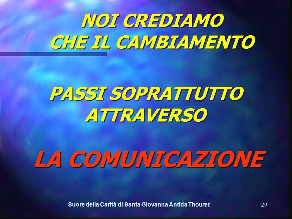Suore della Carità di Santa Giovanna Antida Thouret28 CÈ UN GAP TRA LE COMPETENZE NECESSARIE E QUELLE DISPONIBILI