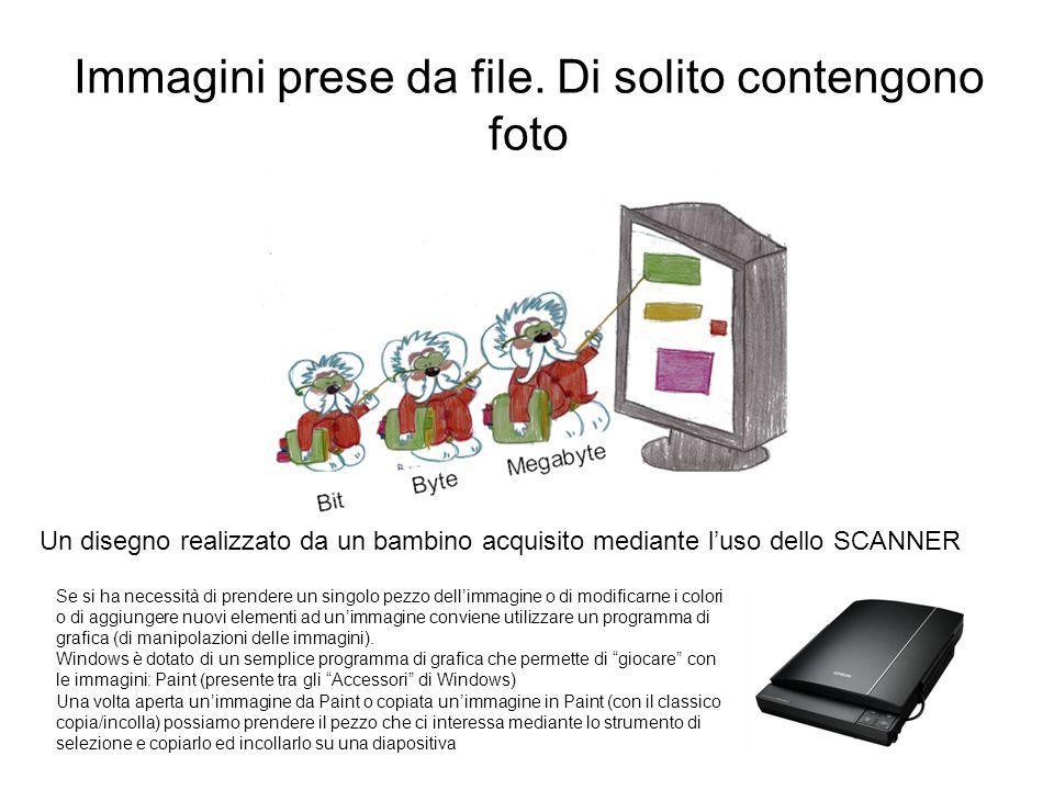 Immagini prese dalla clipart macchina Provate a selezionare un immagine e a variarne le caratteristiche: ruotarla di un certo numero di gradi (vai nel gruppo di tasti Disponi della scheda Formato ecc.