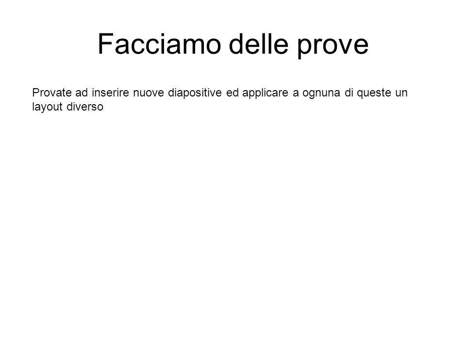 Inserimento organigramma Luca Gorzi Giuseppe Russo …….