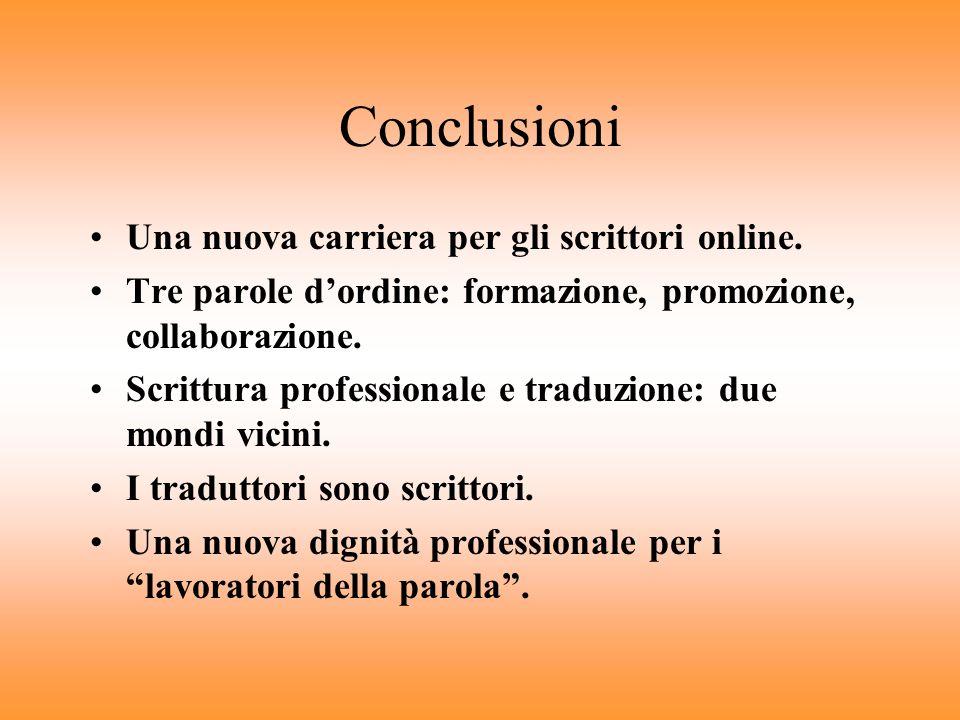 Word Workers: il forum traduttori e scrittori Comunicazioni interne Discussioni Notizie